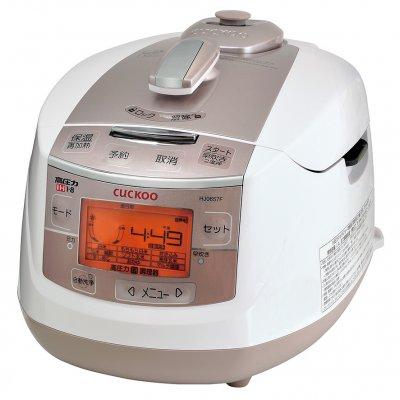自動発芽炊飯器CUCKOO6合炊き