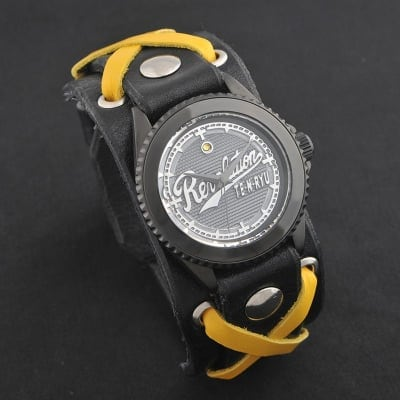 Redmonkey×天龍源一郎Revolution記念モデル腕時計