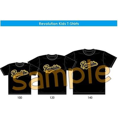 キッズRevolutionTシャツ(150サイズ)