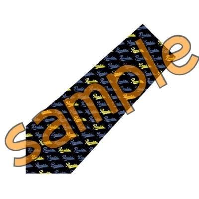 京織物×Revolution特製ネクタイ(モノグラム)
