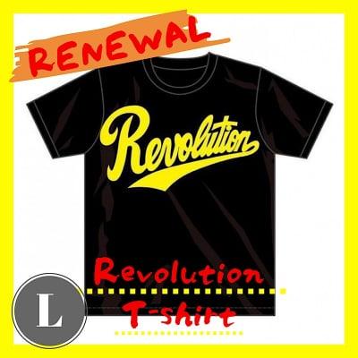 RevolutionTシャツ【リニューアルver.】Lサイズ