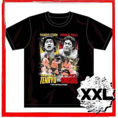 天龍VS長州コラボTシャツ限定商品(XXLサイズ)