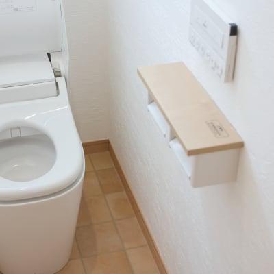 トイレお掃除