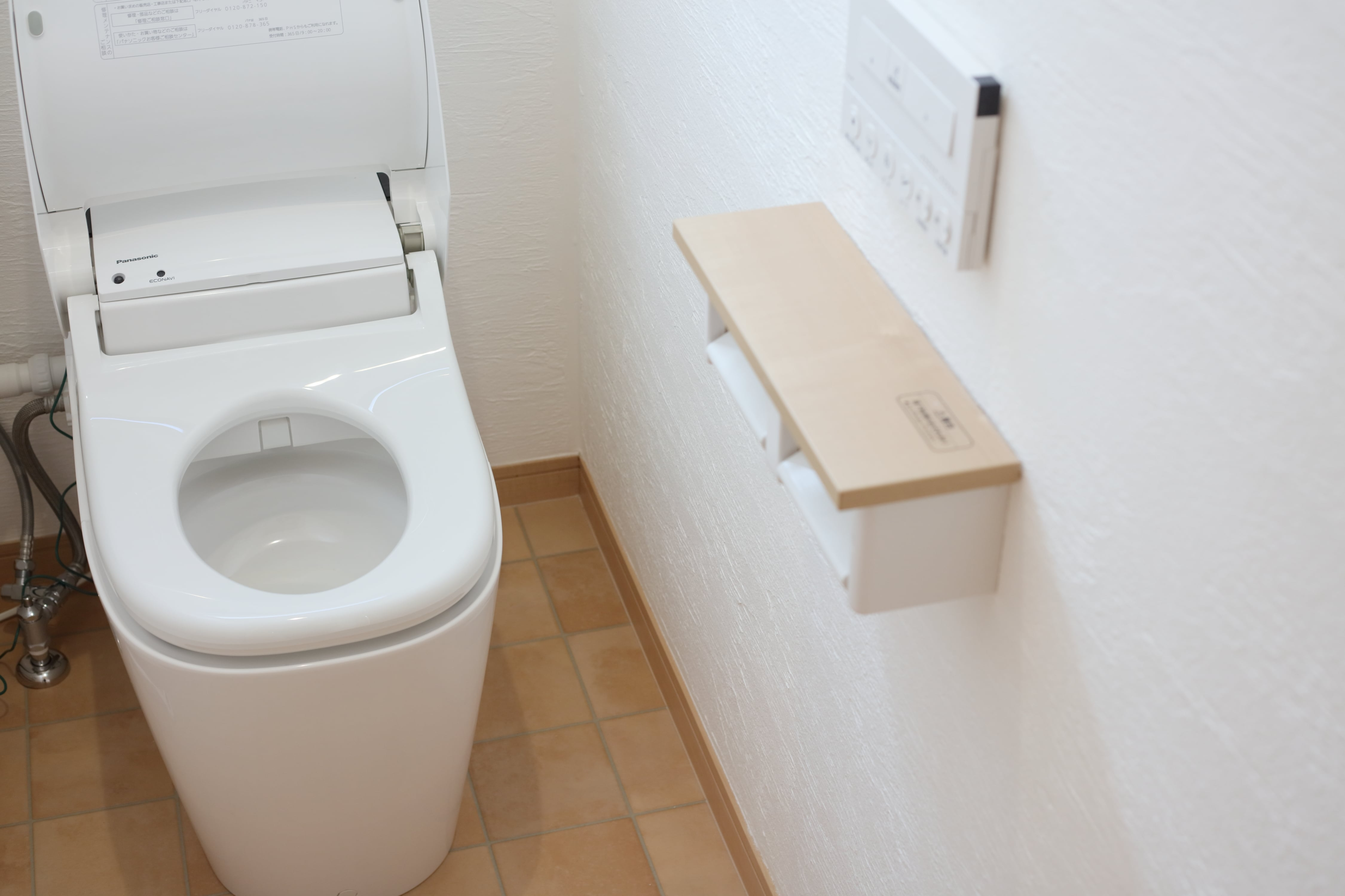 トイレお掃除のイメージその1