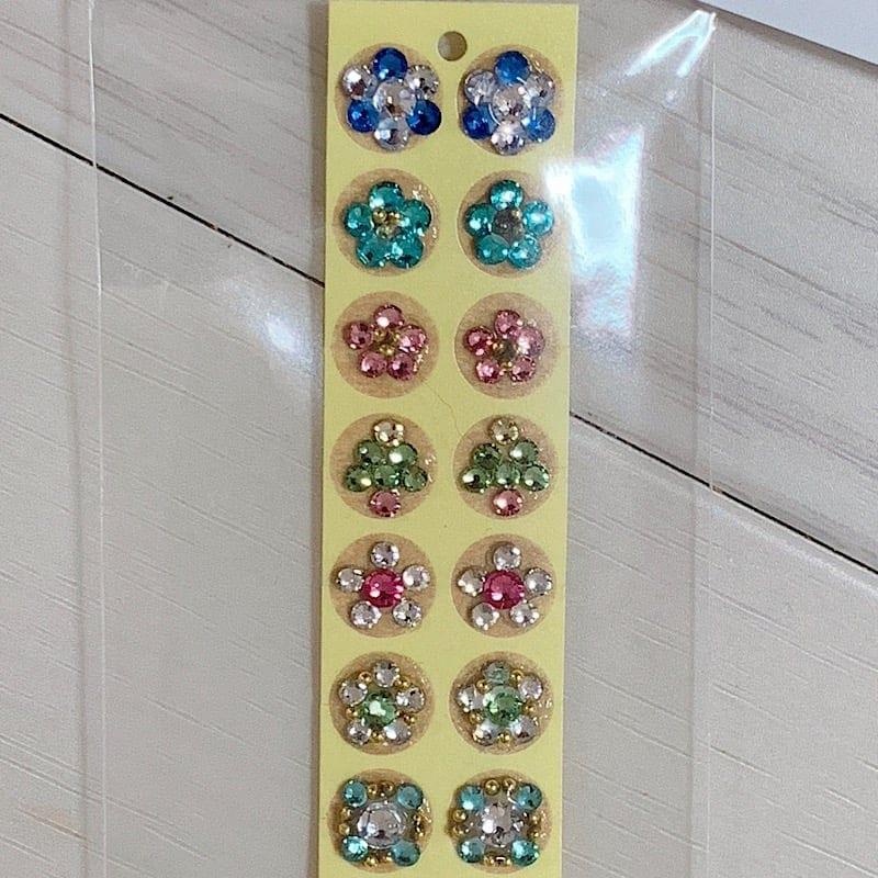 デザインシール 20粒1シート神戸東灘店オリジナルのイメージその1