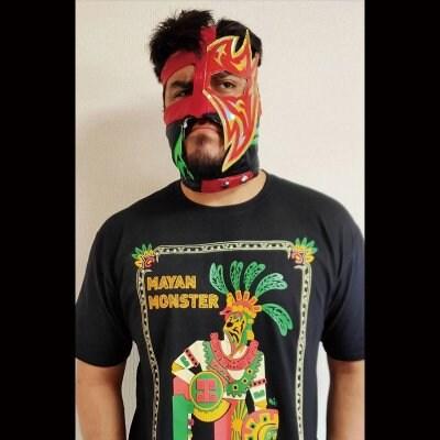 新商品【ビオレント・ジャック】『Mayan Monster』Tシャツ XLサイズ