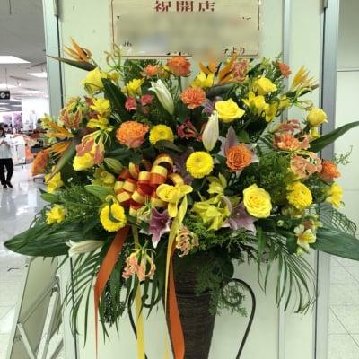 フラワースタンド(スタンド花)1段