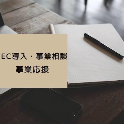 【大阪市内限定】EC導入・事業相談【現地払い可】