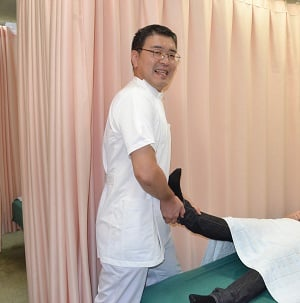 柔道整復特別施術 くび 肩特化コース 後療 2-2