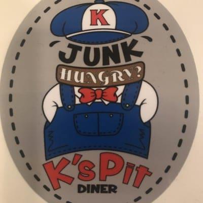 K'sPit オリジナルステッカー