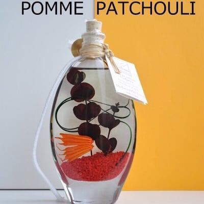 【今月のオススメ 高ポイント】コリンヌ・ド・プロヴァンス アロマ オイルランプ ポム・パチュリの香り