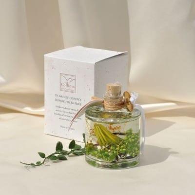 【母の日】【人気商品】コリンヌ・ド・プロヴァンス インテリアフラワー アロマ オイルランプ ムスクの香り