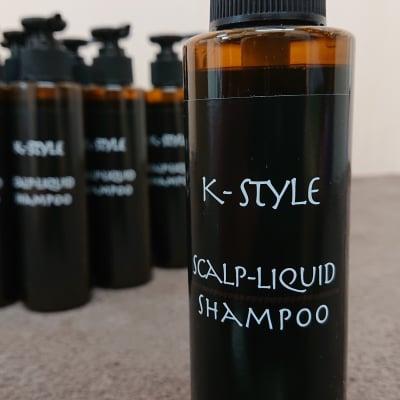 【育毛剤で洗おう!】K‐styleスキャルプ リキッド シャンプー  150mL