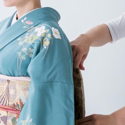 オンライン着付け教室(全6回) 87年度ミス日本ミス着物/93年度全日本きもの装い女王・藤本由己が継承のイメージその3
