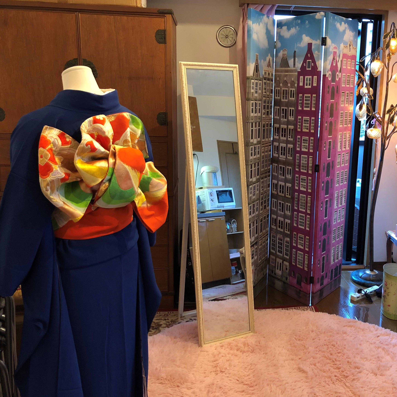 初心者向け対面式、きもの教室(全6回)|87年度ミス日本ミス着物/93年度全日本きもの装い女王・藤本由己が継承のイメージその2