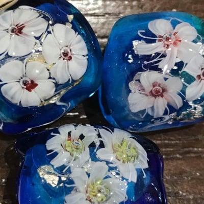 秘伝のお花入り 日本一綺麗なとんぼ玉を作ろう体験会