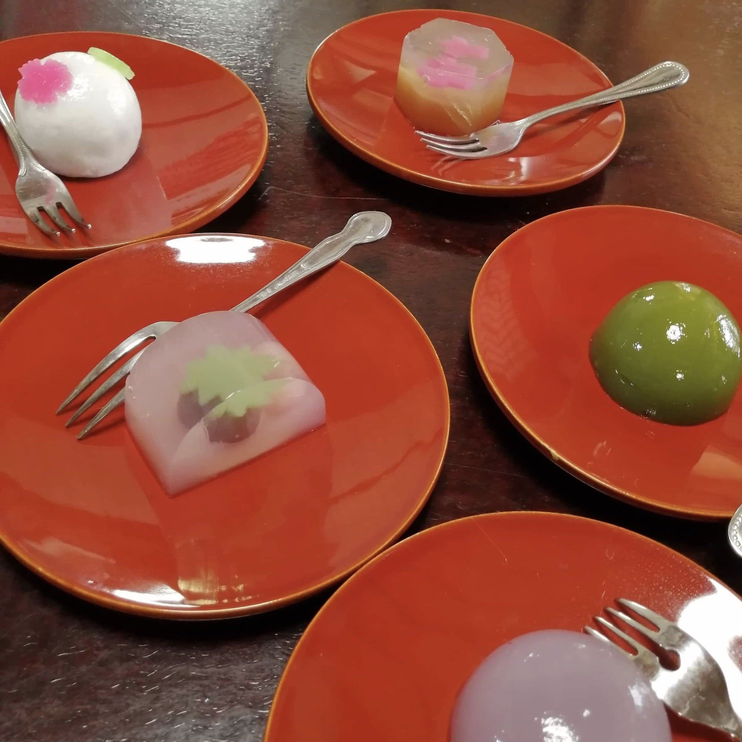 浴衣持込レッスン&お抹茶(生菓子付き)チケットのイメージその1