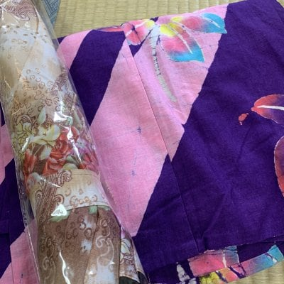 中野様専用浴衣と逆さ傘チケット
