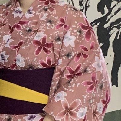 紀子様専用「浴衣でコンサート」浴衣セット購入着付レッスン付お得なウェブチケット