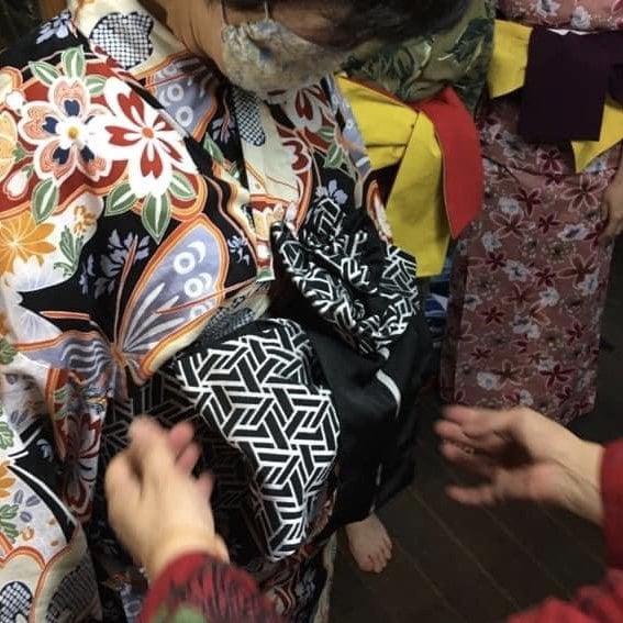 奈緒美様専用「浴衣でコンサート」浴衣セット購入着付レッスン付お得なウェブチケットのイメージその1