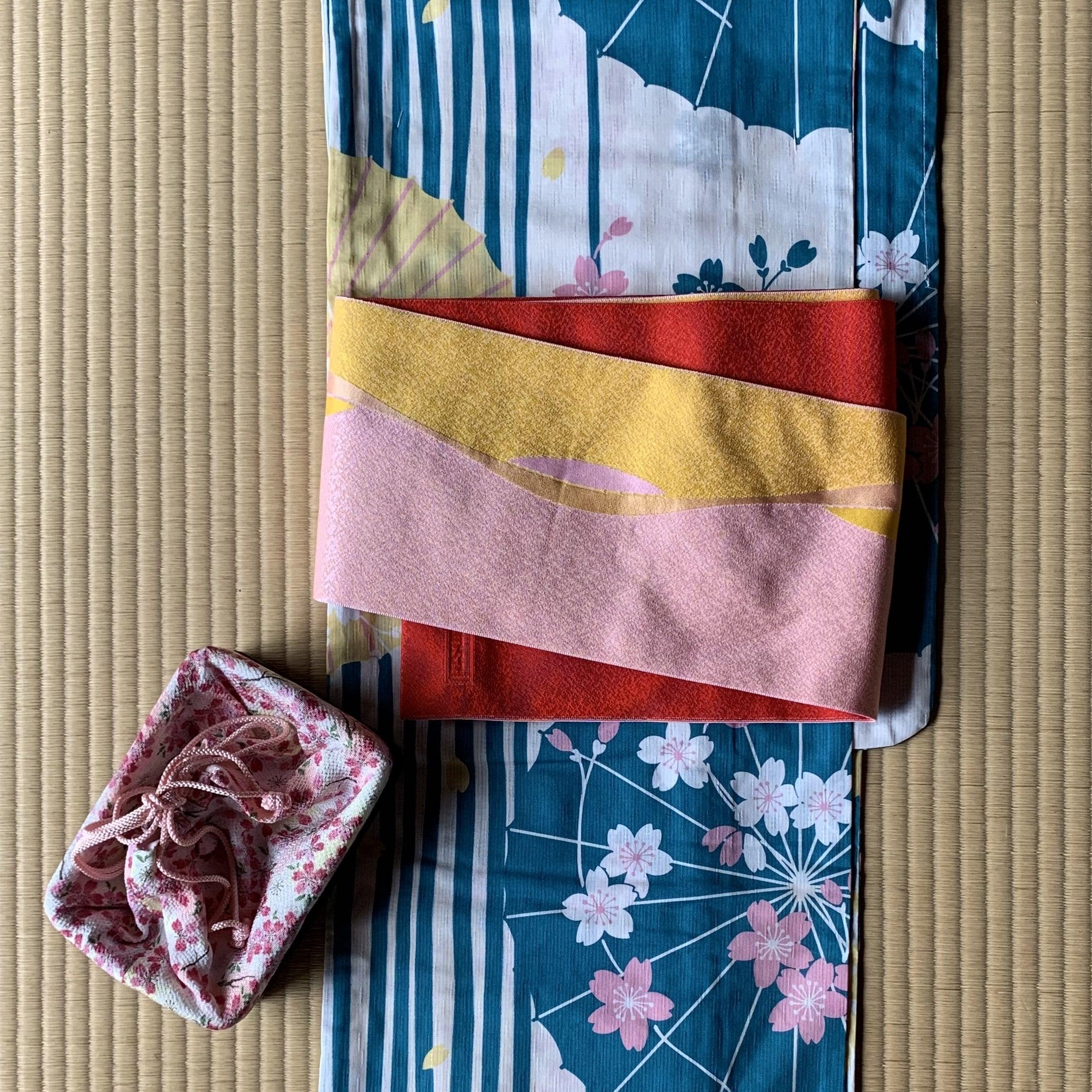 前田様専用浴衣フルセット+肌着セット+プレゼント付きお買得ウェブチケットのイメージその3