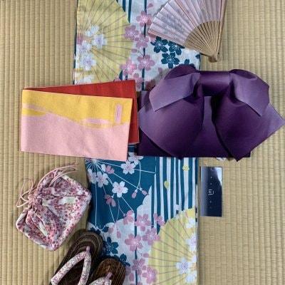 前田様専用浴衣フルセット+肌着セット+プレゼント付きお買得ウェブチケット