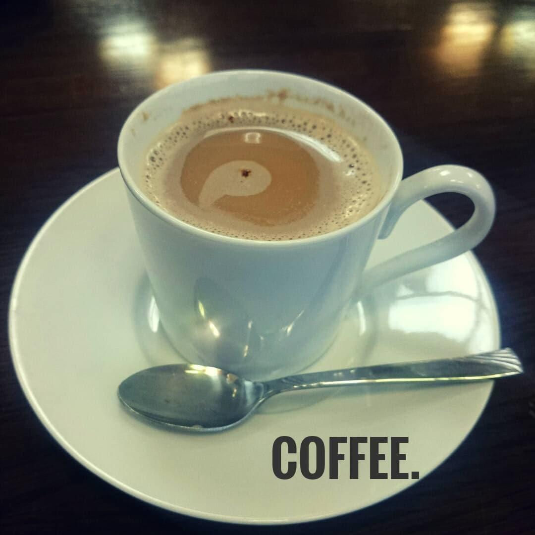 コーヒー1杯ウェブチケットのイメージその1