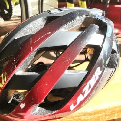 Lazer アジアンフィット最軽量モデルGenesis(ジェネシス)自転車ヘル...