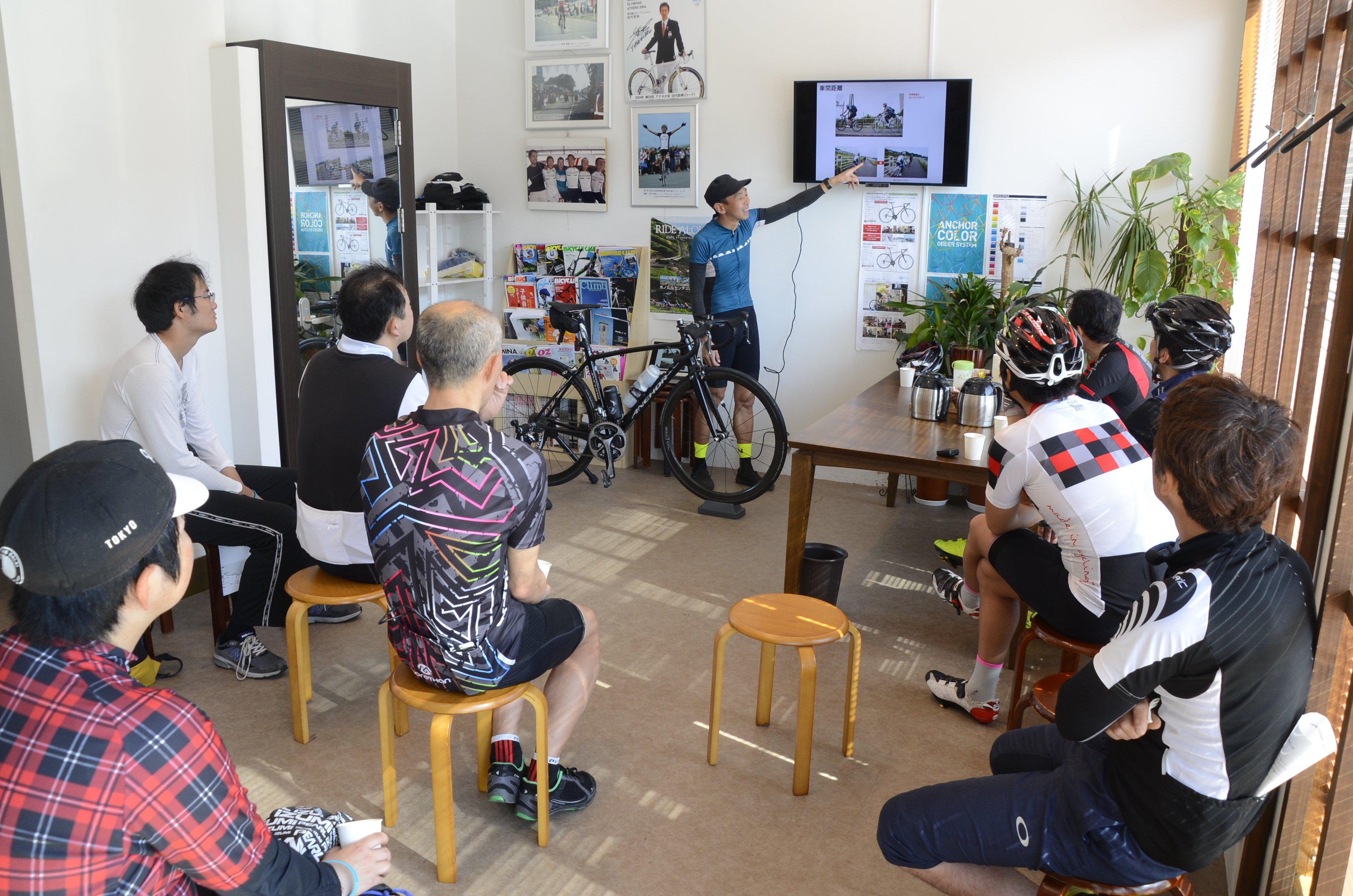 【2月27日土曜】午前の部・中級!! 中級スポーツサイクリング20km ヒルクライム基礎 参加費 午前8時から のイメージその5