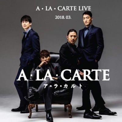 A・LA・CARTE LIVE DVD Vol.1