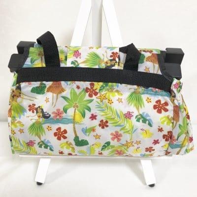 【Island Heritage】ショッピングカート トートバッグ 〜 アイランドフラハニー 〜