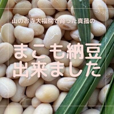 自分で作れる まこも納豆講座  サロネーゼ専用