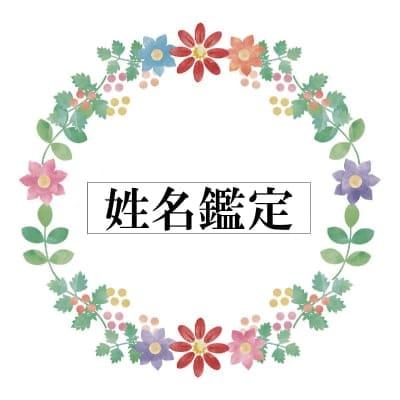 徳名天學 対面式姓名鑑定 60分