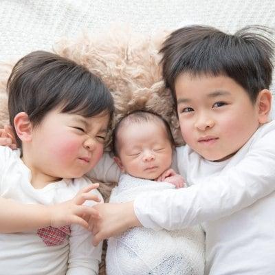 ニューボーンフォト【ベーシックプラン】生まれたての一瞬を残す!新生児写真