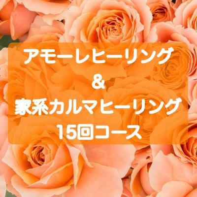 アモーレヒーリング+家系カルマヒーリング 120分x15回コース 「ドMモードの人生すごろく盤」をイージーモードに変えてアモーレでハッピーな人生に♪