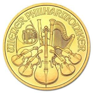 『ウィーン金貨 1オンス  ランダム・イヤー』オーストリア造幣局発行 ゴールドコイン金貨