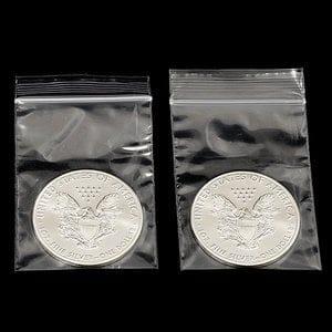 『イーグル銀貨 1オンス 2個セット』 アメリカ造幣局発行