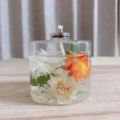 カモミールの香り【ランプリウム】単品/large/オレンジ&ナチュラル