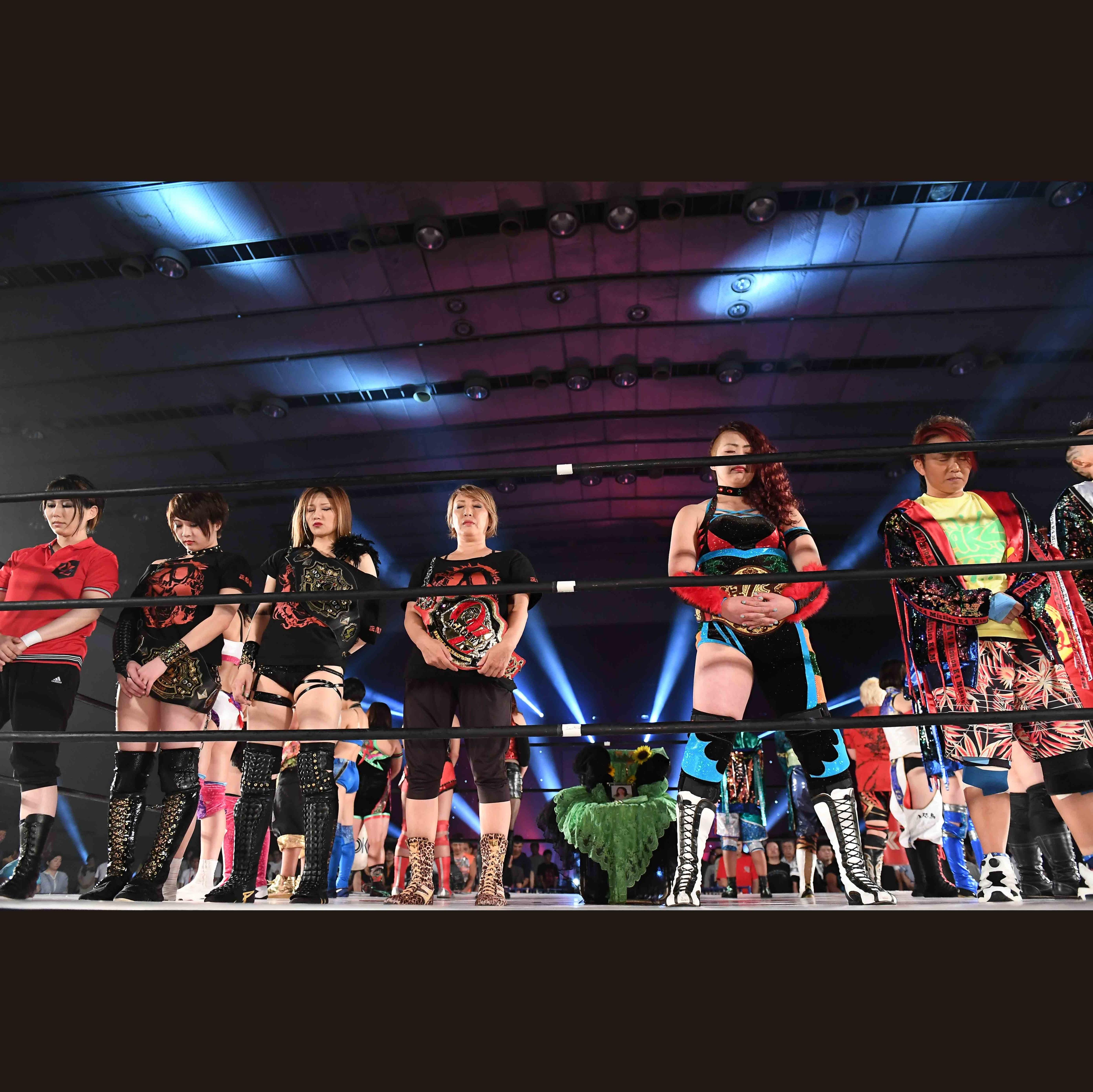 8月28日(金)横浜文化体育館[RS-B席]のイメージその4