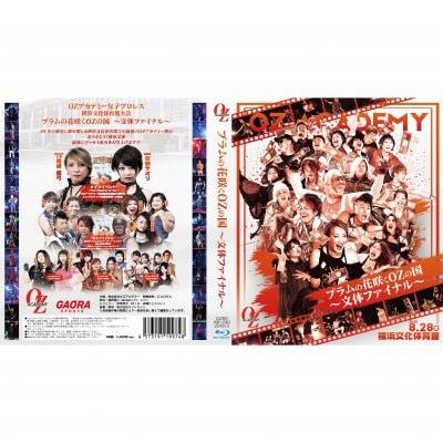 [Blu-ray]プラムの花咲くOZの国〜文体ファイナル〜(大会パンフレットセット)