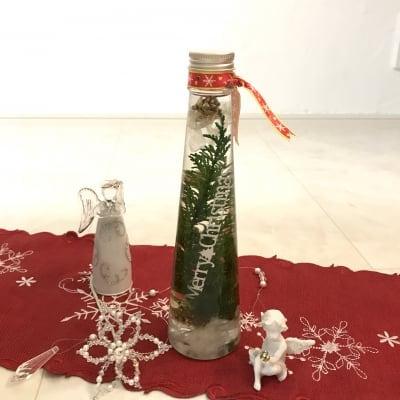 【クリスマス】特別な日のギフトハーバリウム