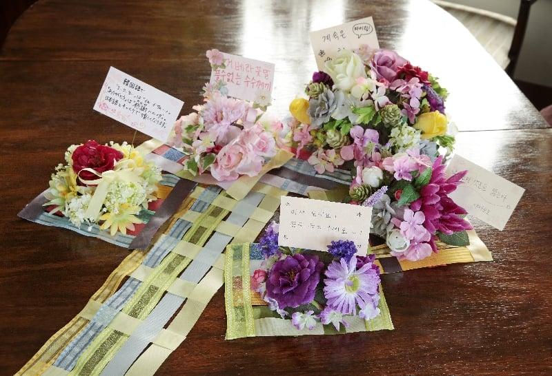 韓国語とお花のサロンLFS@藤沢本校のイメージその2