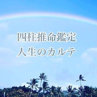 四柱推命鑑定(人生のバイオリズム)