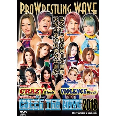 DVD『Catch the WAVE2018』