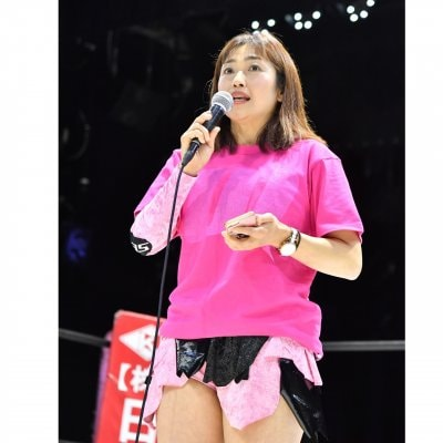 新作WAVETシャツ『旧姓・広田エリザベスさくら』ピンク