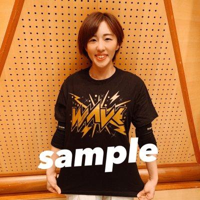 《Lサイズ》waveロックTシャツ登場!!