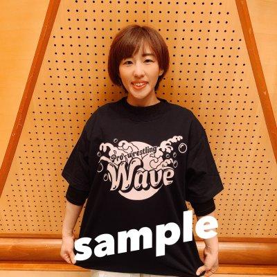 《Mサイズ》waveポップTシャツ登場!!