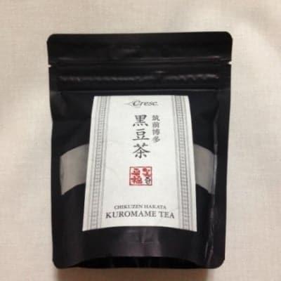 〜食べる〜黒豆茶(特選大粒) (120g) お湯呑み約24杯分