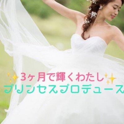 108800円 プリンセスプロデュース3ヶ月コース