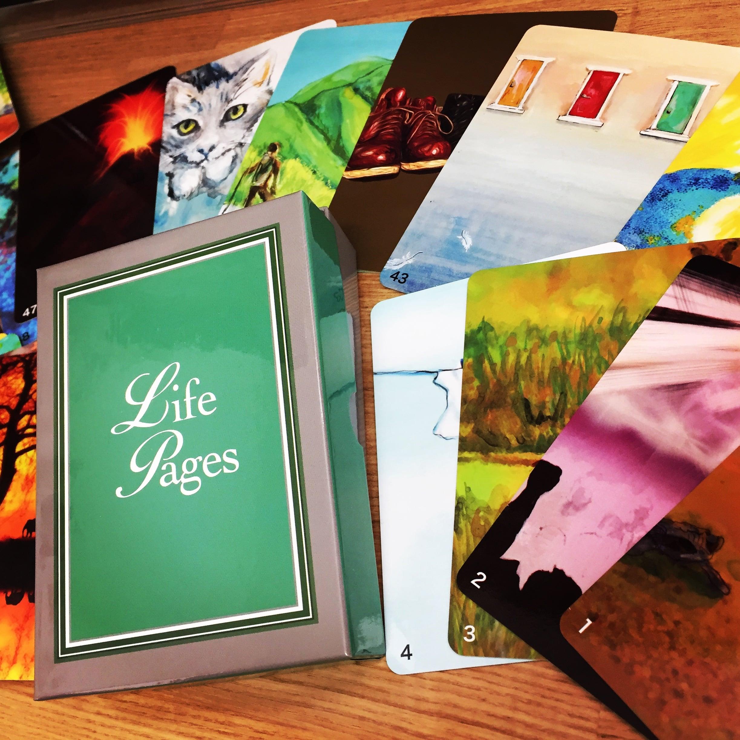 【新カードキャンペーン】カードを使ったコーチング ライフペイジズ体験セッションのイメージその1